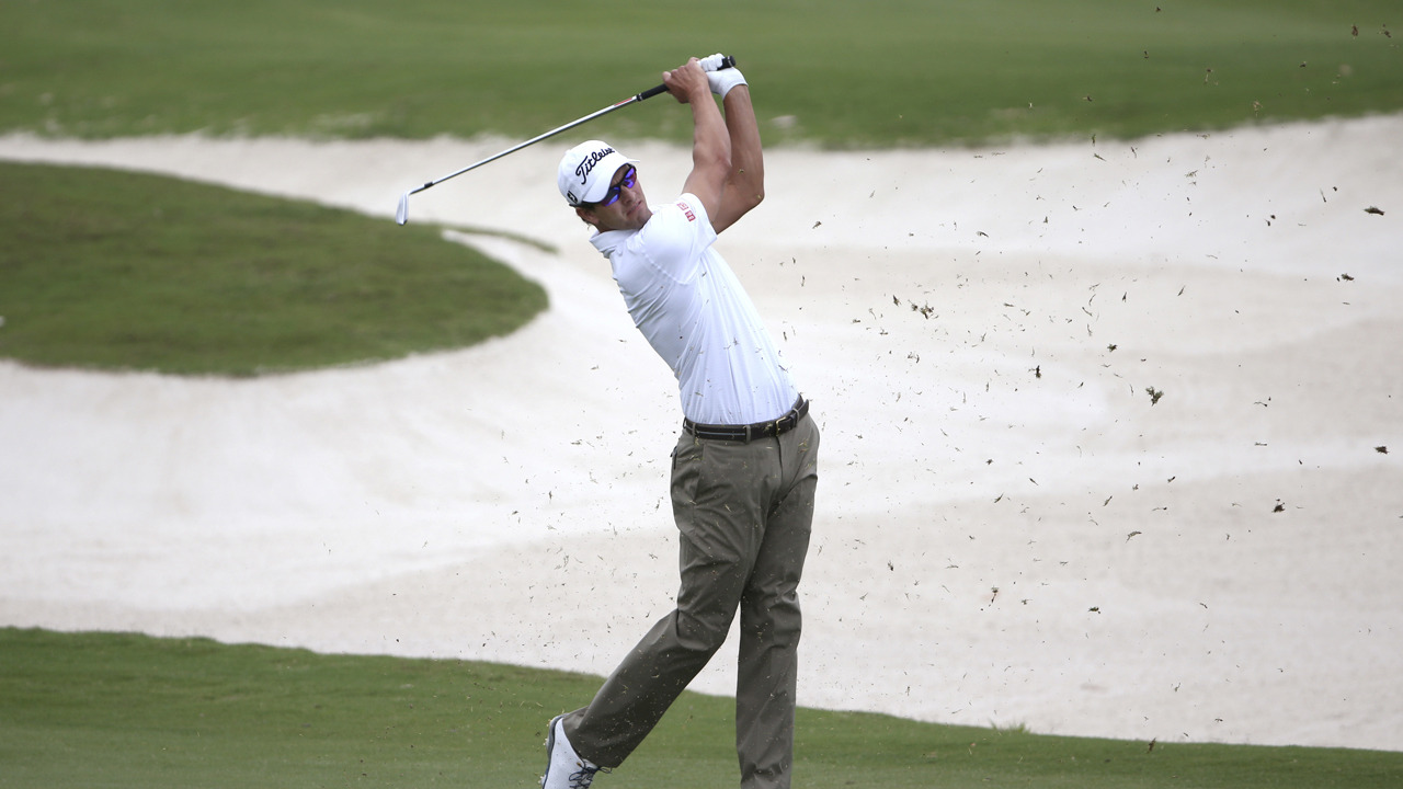 Adam Scott Golf News