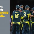 ODI Tickets Commbank entry