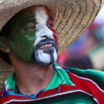 Высокий U.S. vs. Мексика Игра объединяет, где не удается Политика