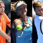 Fem amerikanere klar til at lave en afgift på French Open